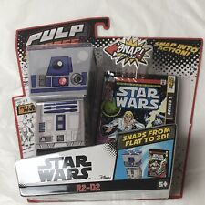Pulp Heroes Snap Bot Star Wars R2D2 Droid NEW R2-D2 Collectible Figure