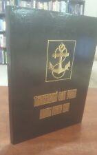 Rare Russian Pacific Navy Vitaly Ankov 300th Anniversary Commorative Hardcover