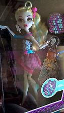 Monster high doll Lagoona Blue BNIB