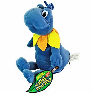 """8"""" Giggle Bugs Ant Plush & Shake Plush Doll Blue Flower NWT"""