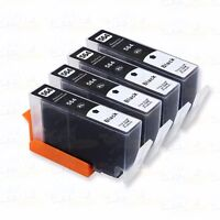 4PK 564 XL Black Ink for C6375 C6380 C6383 C6388 D5445 D5460 D5463 D5468 Printer