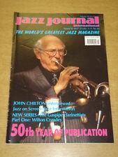 JAZZ JOURNAL INTERNATIONAL VOL 50 #3 1997 MARCH JOHN CHILTON WILTON CRAWLEY
