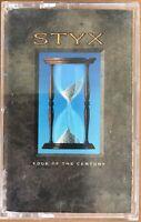 Styx Edge Of The Century Cassette Tape 7502153274 Chrome