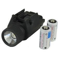 Polymer Q5 CREE High Intensity Pistol Flash Light