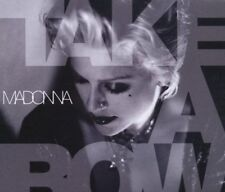 MADONNA CD SINGLE 3 tracce TAKE A BOW made in GERMANY 1994 stampa TEDESCA