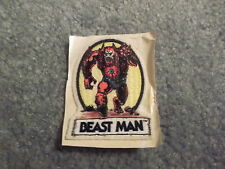 VINTAGE BEAST MAN 2 1/2 INCH PATCH RARE! HE-MAN