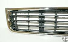 02-05 AUDI A4 B6 Bumper Lower Center Grille Chrome NEW Grill