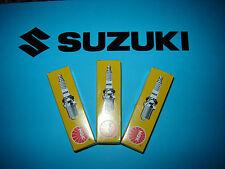 NGK B6ES Set x 3 Spark Plugs Suzuki GT 750 GT750 J K L 72 to 74  UK FREEPOST