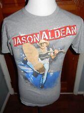 Jason Aldean 2014 Night Train Concert Tour T-Shirt Small