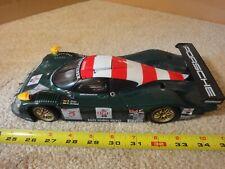 Maisto 1998 Porsche 911 HGK, Saudi airlines, 1/18 scale diecast model race car.