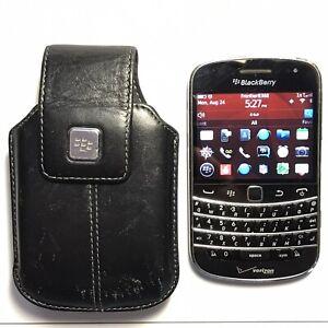 Blackberry Bold 9930  ~ (VERIZON WIRELESS) Clean  ESN ~ Works