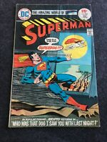 Superman #287 (May 1975, DC) GD- 1.8