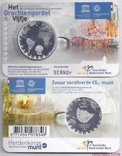 """NEDERLAND 5 EURO  2012: """"HET GRACHTENGORDEL VIJFJE"""" IN COINCARD"""
