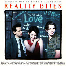 Reality Bites 14 Trk CD Album Soundtrack Movie Film U2 Dinosaur Jr Crowded House