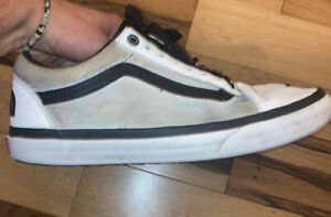 Vans x The North Face Old Skool MTE DX Men's Size 9.5 White / Black 721356