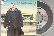 FLORENT PAGNY est ce que tu me suis ? CD SINGLE