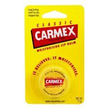 CARMEX CLASSIC MOISTURISING LIP BALM 7.5G JAR RELIEF DRY CHAPPED LIPS ORIGINAL