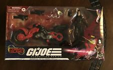 GI Joe Classified Series Baroness with Cobra COIL Cobra Island