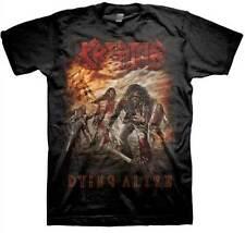 KREATOR - Dying Alive T-shirt - Size Medium M - Thrash Metal