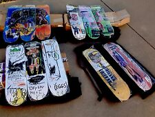 Basquiat Complete Set Of Skateboard Decks, Last Complete Set! Supreme, Skateroom