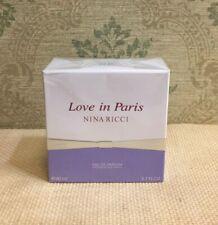 Love In Paris By Nina Ricci 2.7oz/80ml EDP Spray Women New & Sealed