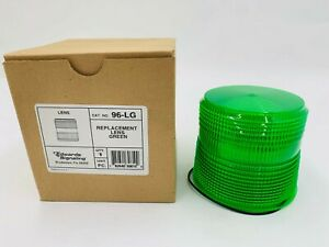 New Edwards Signaling 96-LG Green Replacement Lens