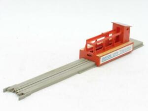 TYCO US1 Trucking HO Scale Auto Loader Track 3455 Has Tabs Intact no Cars