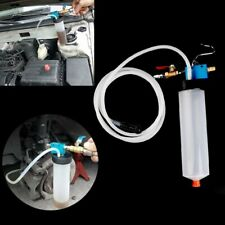 【AU】 Air Brake Bleeder Kit Clutch Vacuum Bleeding Extractor Fluid Fill Adapters