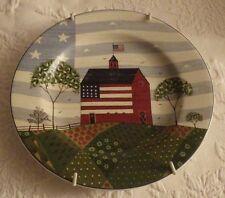 "1999 Kimble America The Beautiful Decorative Collectible Plate 8"" Diameter"