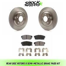 BRAND NEW CTEK REAR BRAKE PADS 102.10080 D1008 FITS 04-11 MAZDA RX-8