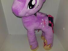 My Little Pony 2013 Funrise Hasbro 17'' Plush Princess Twilight Sparkle W/Tags