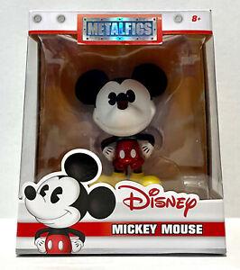 "Jada Toys Metalfigs Disney Mickey Mouse (4"") (D4) (98254) (NISB)"