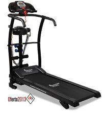 CINTA CORRER PlEGABLE1500W cinturón integrado de masaje | Soporta Hasta 150KG