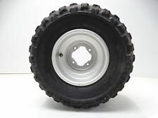 2013 Yamaha Raptor 700 20x11-9 Dunlop Quadmax Rear Rim & Tire