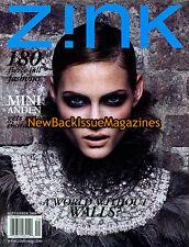 Zink 9/08,Mini Anden,September 2008,NEW