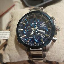 Edifice Casio Tough Solar Bluetooth Chronograph Watch