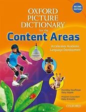 Oxford Picture Dictionary for the Content Areas English Dictionary: By Kauffm...