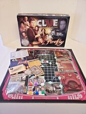 Firefly Clue Board Game Joss Whedon Complete m