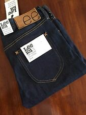 Lee 101S The  Original Slim Rider Jeans Style # L970HK41 (W30) $329