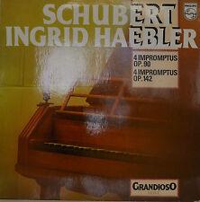 "FRANZ SCHUBERT - INGRID HAEBLER 12"" LP (R392)"