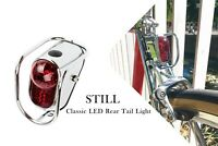 Still Vintage Classic Steel City Road Bicycle Bike LED Rear Light  Tail Lamp