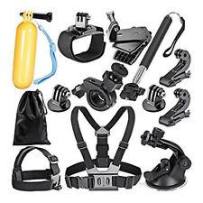 GoPro Accessories Set Hero 5 Black 6 4 3 HD Action Camera Sport Kit Bundle UK