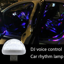 EG_ USB Mini LED Disco Stage Light Party Car Club DJ KTV Magic Phone Ball _GG