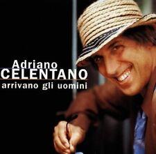 Adriano Celentano Arrivano gli uomini (1996) [CD]