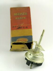 1955 Dodge Coronet Royal Sierra headlight switch 1605019