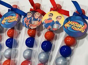Henry Danger Gum Ball Party Favors SET Of 6