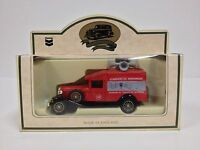 Standard Oil Announcer Car Chevron Lledo Diecast Truck - NEW
