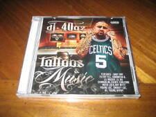 Norteno Rap CD DJ 40oz - Tattoos & Music - Lil Raider Filthy Fill Young Loc