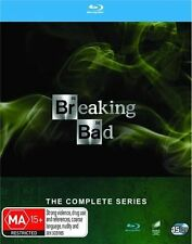 Breaking Bad The Complete Season Series 1 2 3 4 5 6 blu ray Box Set 1 - 6 RB New