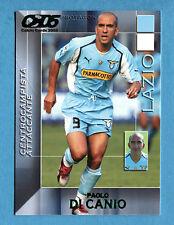 CALCIO CARDS 2005 Panini - Figurina/Sticker -n. 81 - DI CANIO - LAZIO -New